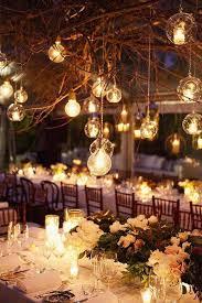 38 Outdoor Wedding Lights Ideas You ll Love HappyWedd