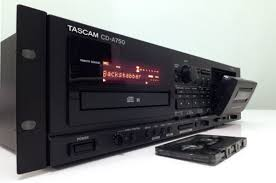Nakamichi Tape Deck 2 by Decks And Plugs And Rock And Roll Tascam Cd A750 Cassette And Cd