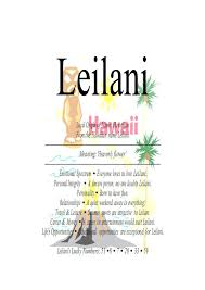 26 best Hawaiian baby names images on Pinterest