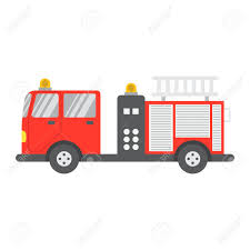 100 Fire Truck Graphics Engine Flat Icon Transport And Vehicle Sign