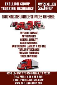 Exelliongroup (@StephenGKamau) | Twitter Pennsylvania Truck Insurance From Rookies To Veterans 888 2873449 Non Trucking Liability Insurance Arizona Ctc Transportation Services Inc Llc Announces Insuretech Stop Overpaying For Use These Tips To Save 30 Now Shelly Middlebrooks O Leary Guide Products Amtrust Financial 101 Nontrucking Mile Markers Frequently Asked Questions About Genesee General Commercial Farmers Apaia Owner Operators Landstar Ipdent Jobs North Star Carrier
