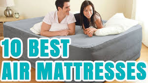 Best Air Mattress 2017 – TOP 10 Air Beds