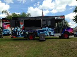 Mobile DJ Truck - Tampa Bay Food Trucks