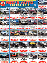 Vehicles, Red's Auto Sale, Ironwood, MI Reds Wrecker Service Used Cars Lgmont Co Trucks Auto And Truck Reds Autos Inventory North Augusta Sc The Ev Protype Is Designed To Help You Relax In A Traffic Jam Big Discount Towing 2468 Dr Martin Luther King Jr Auto Truck 1451 Vista View Dr Lgmont 80504 Buy Sell 12003 Gm 81l Engine Oil Cooler Hoses 20100 16595 197879 Dodge Lil Red Express Fan Favorite Hemmings Of Jaffrey Llc Home Facebook Bed Liners Sale Ironwood Mi