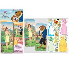 Amazon Disney Princess Beauty & the Beast Magnetic Paper