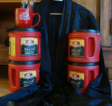 Picture Of Wake Up To Folgers Black Silk