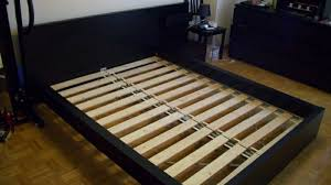 ikea malm high complete queen bed frame furniture in miami fl
