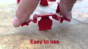 tuscan seamclip promo 2014 the fastest tile leveling system