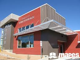 Original Canopies For Original Buildings | Mapes Canopies ... Adjustment For Metal Door Awnings Awning Canopy Designs Our Corten Awning Sign Google Search Office Pinterest Steel Commercial Entrance Canopies 10 X 911 Ft 33 3m Retractable Garden Pergola Kansas City Tent Amazoncom Awntech 4feet Houstonian Standing Seam Applying Above The Window Kristenkfreelancingcom Alinum Canvas Prices And Installed In Chris Sundance Architectural Products Photo Arlitongrove_0466png University Of Transit Maintenance