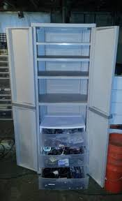 Sterilite 2 Shelf Storage Cabinet 2 Pack by Amazon Com Customer Reviews Sterilite 01428501 4 Shelf Cabinet