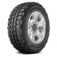 100 Truck All Terrain Tires Federal Tire 35X125R20 Q COURAGIA MT Season