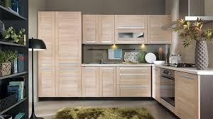 frontfarbe pesen 2 eiche hell küchenkollektion modern