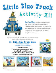 Little Blue Truck Activity Kit #littlebluetruck #activities | Little ... Little Blue Truck Birthday Party Gastrosenses Smash Cake Buttercream Transfer Tutorial Package Crowning Details 8 Acvities For Preschoolers Sunny Day Family By Alice Schertle And Jill Mcelmurry Picture On Vimeo Blue Truck Eedandblissful Leads The Way Board Book Pdf Amazoncom Board Book Set Baby Toddler Deluxe How To Create A Magnetic Farm Activity Kids Toy Trucks 85 Hardcover With Plush The Adventure Starts Here Its Things