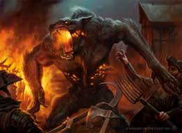 Mtg Werewolf Deck Ideas by Uncontested Alpha Budget Werewolf Edh Commander Edh Mtg Deck