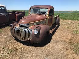 100 46 Chevy Truck Pickup Wishek ND