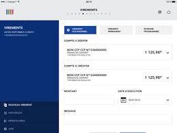 si e la banque postale la banque postale on the app store