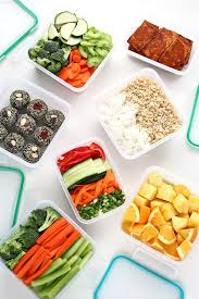 Easy Meal Prepping For Healthy Lunches On The Go