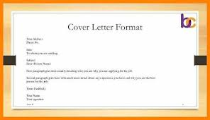 Cover Letter For Mailing Documents