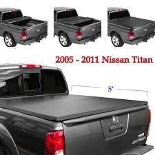 AUSI NISSAN Titan 5' Tri-Fold Truck Bed Cover Heavy Duty Tonneau ... Top 10 Best Trifold Tonneau Covers In 2018 Just Purchased Truck Gear By Linex Tonneau Cover Ford F150 Forum Bed 4 Steps Bakflip G2 Hard Folding Bak Industries 26409 Extang For Dodge Ram Trucks 22008 Oem Ref84775 Access 21369 Limited Roll Up 52017 Trident Fasttrack Retractable Retracting Usa Crjr201xb American Xbox Work Jr Tool Box Qwiktarp Inc Americas Original Oneasy 3 Tips To Fding The Best Truck Bed Cover Mental Itch For Pickup