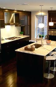 Kitchens With Dark Cabinets And Light Countertops by Kitchen With Dark Cabinets U2013 Subscribed Me