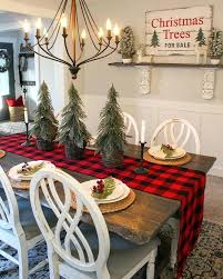 Dining Room Christmas Decorations Decorating Ideas Beautiful Best Style Images On Of