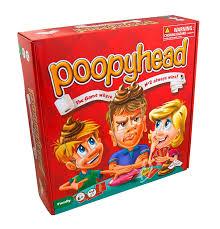 Amazon Poopyhead Card Game