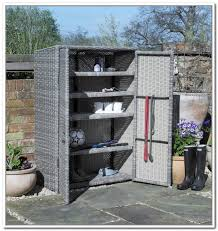 Outdoor Shoe Storage Cabinet