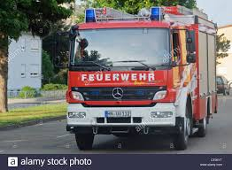 100 German Trucks Fire Truck Fire Engine Mercedes Benz Voluntary Auxiliary Fire