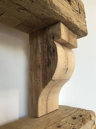 Reclaimed Barn Wood Hand Hewn Corbels | Woodworking Tools ... Gray Rustic Reclaimed Barn Beam Mantel 6612 X 6 5 Wood Fireplace Mantels Hollowed Out For Easy Contemporary As Wells Real 26 Projects That The Barnwood Builders Crew Would Wall Shelf Nyc Nj Ct Li Modern Timber Craft 66 8 Distressed Best 25 Wood Mantle Ideas On Pinterest 60 10 3
