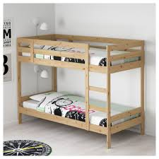 mydal bunk bed frame pine 90x200 cm ikea and bunk bed frames