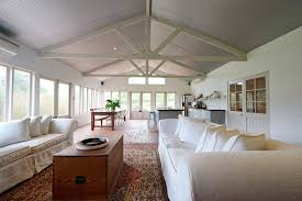 Adelaide Houzz Living Rooms With Solid Back Dining Side Chairs Room Farmhouse And Ethnic Rug Bench