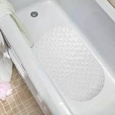 shower mats pvc shower mat homecraft slip resistant safety bath