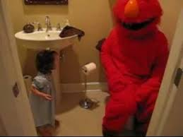 Elmo Potty Chair Gif by Elmo Pooping On The Potty Youtube