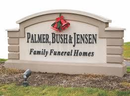 Palmer Bush & Jensen Family Funeral Home OurTown Delhi