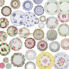 Paper Plates Party Tableware