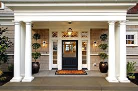 Front Door Sidelight Curtain Rods by Front Door Sidelights Front Doors Front Door Side Panels Front