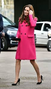 Pink Coat Outfit Ideas 2018