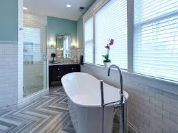 Gray And Teal Bathroom by Photos Joni Spear Hgtv