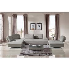 Modern Contemporary Sofa Sets Sectional sofas & Leather Couches