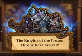 Overload Shaman Deck Frozen Throne by Knights Of The Frozen Throne Survival Guide Launch Time Tips