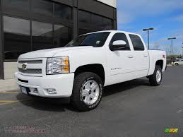 2010 Chevrolet Silverado 1500 LTZ Crew Cab 4x4 In Summit White ... 2010 Chevy Silverado 1500 Z71 Ltz Lifted Truck For Sale Youtube American Trucks History First Pickup In America Cj Pony Parts Chevrolet Lt 44 Crew Cab Supercharged For Sale Regular 4x4 Black 2835 Chevy Colorado 2015 Pinterest S10 Wikipedia Stunning Has On Cars Design Ideas With Price Photos Reviews Features Lifted Silverado Z71 Crewcab Ls Victory Red