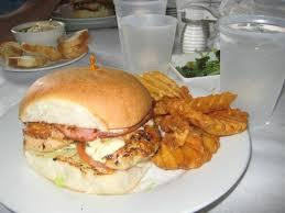 bleu orleans cuisine from the vaults chicken cordon bleu sandwich in orleans 2012