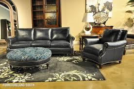 Bradington Young Sofa Construction by Navy Leather Sofa U2013 Coredesign Interiors