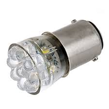 1142 led boat and rv light bulb 15 led forward firing cluster