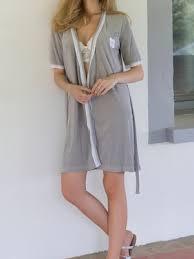 robe de chambre canat femme peignoir collection canat mauve boutique de