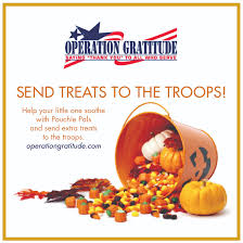 Donate Halloween Candy To Troops Overseas by Impressions Dental Announces 6th Annual Halloween Candy Buy Back
