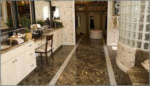 marble tile houston home