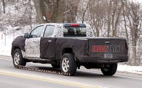 Diesel Option Could Be Coming For 2014 Chevrolet Colorado - Truck Trend