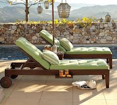 Patio Chaise Lounge Chair – Coredesign Interiors