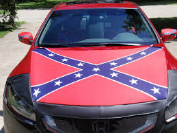 100 Rebel Flags For Trucks Confederate Flag Engine Hood Cover